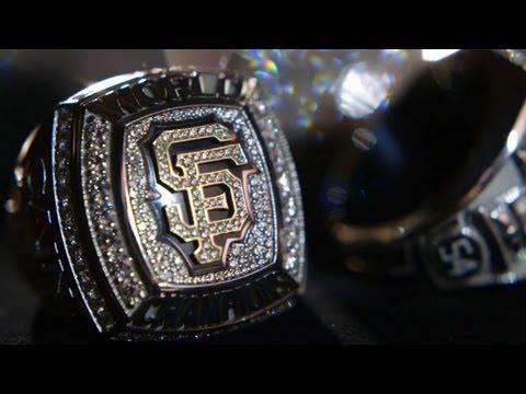 Giants get their rings