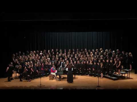 WCMS 6th Grade Choir Concert 2/11/19