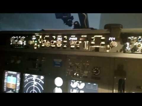 OS287 Innsbruck to Frankfurt - full flight [8/8]