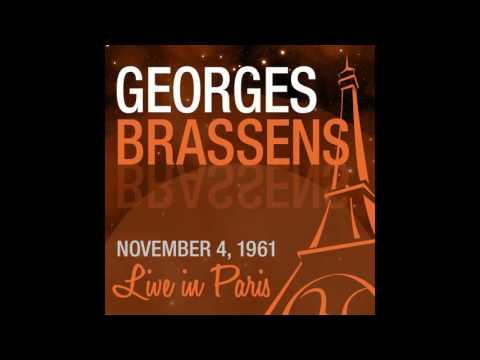 Georges Brassens - La traîtresse (Live 1961)