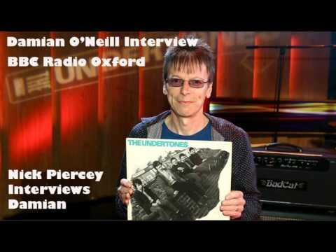 Damian O'Neill interview on Radio Oxford