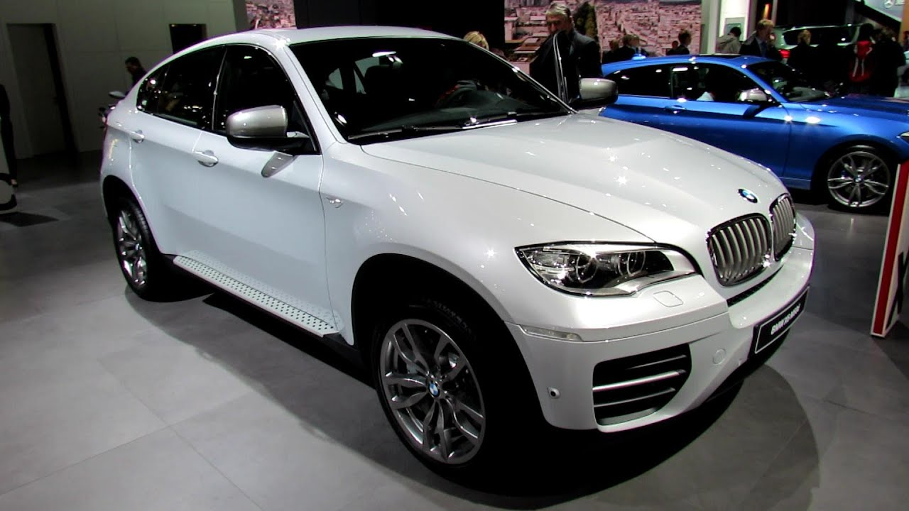 2012 bmw x6 m 50d exterior interior walkaround 2012 paris auto show mondial de l. Black Bedroom Furniture Sets. Home Design Ideas