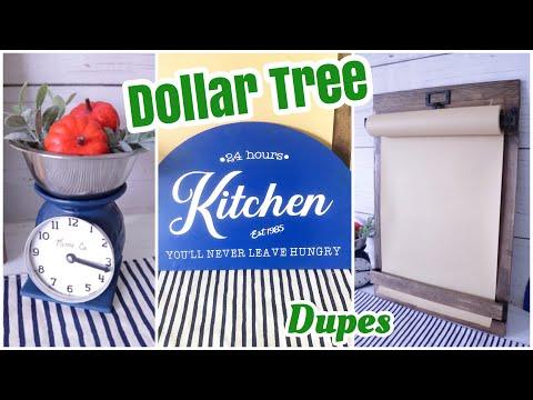 DOLLAR TREE DIY Farmhouse Dupes