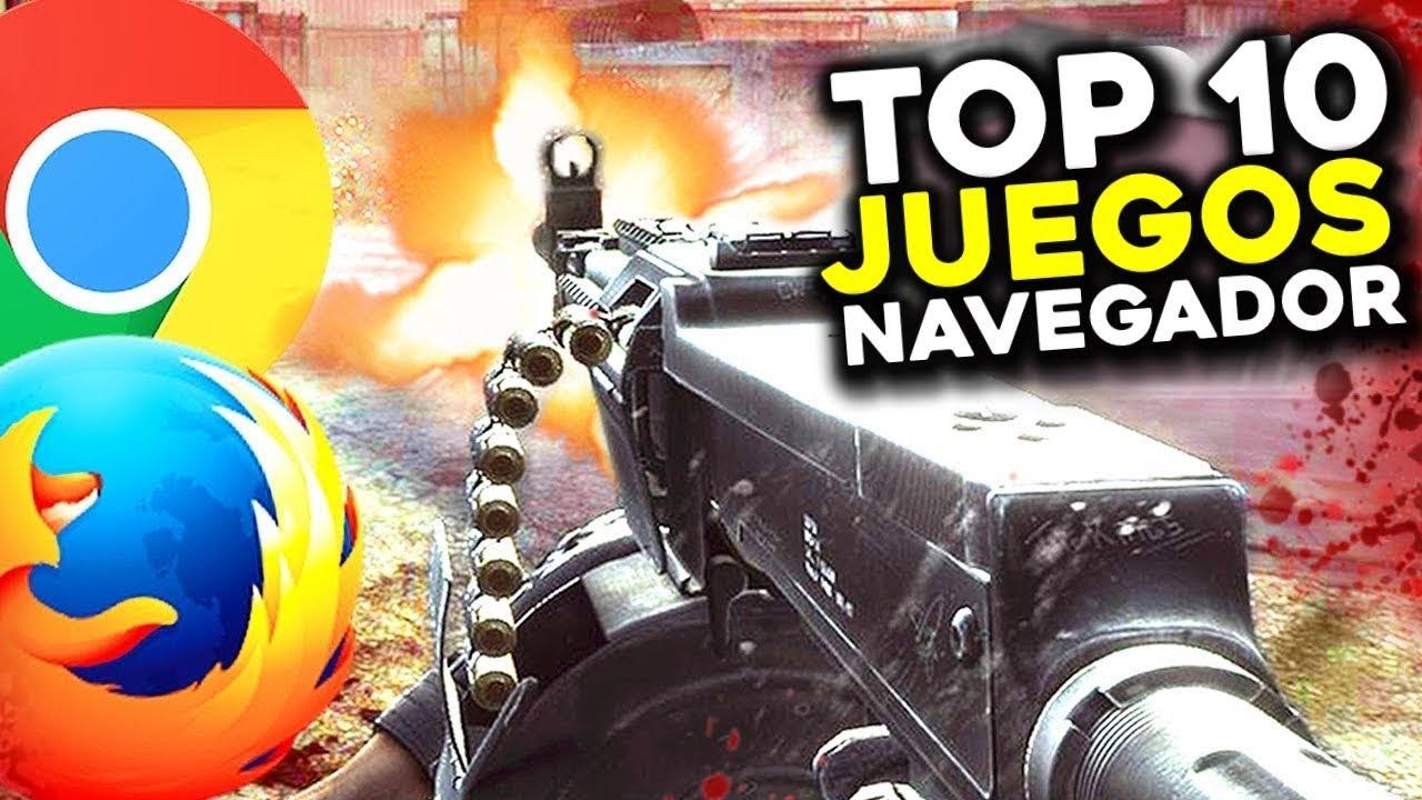 Top 10 Juegazos Online Desde El Navegador Fps Shooter Battle