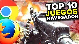 TOP 10: JUEGOS ONLINE DESDE EL NAVEGADOR (FPS, Shooter, Battle Royale..) SIN DESCARGAR NADA #3