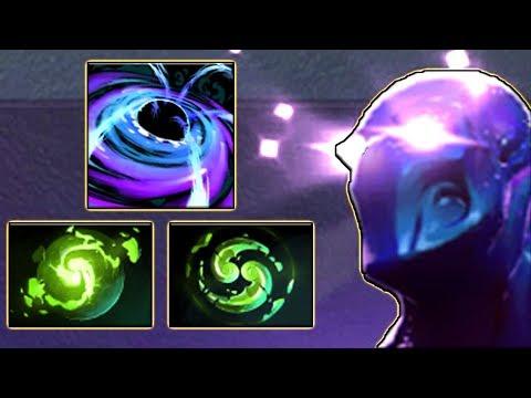 видео: ТРОЙНОЙ БЛЕКХОЛ ПО 5! ЭНИГМА 7.18 ДОТА 2 █ enigma 7.18 dota 2