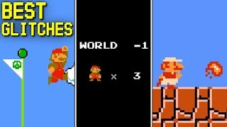 Super Mario Bros. - Glitch Compilation