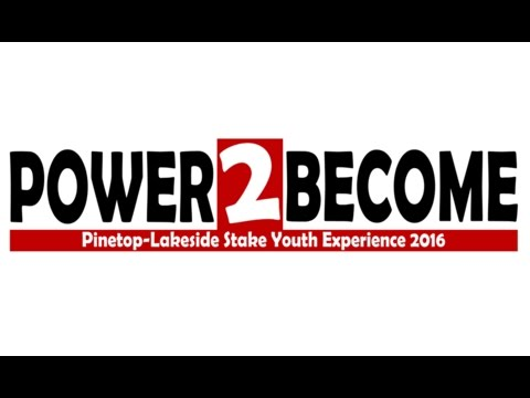 Pinetop-Lakeside Arizona Stake Youth Conference 2016