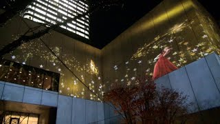 Tokyo Skytree Town Projection Mapping 2015