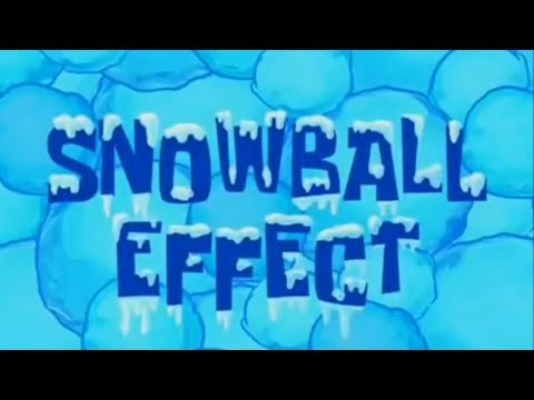 Real Life Spongebob: Snowball Effect (Coconut Productions Christmas Special)