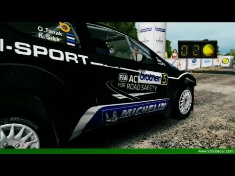 WRC 3 - Brother Rally New Zealand (FULL RALLY) - Ford Fiesta RS WRC (Tanak/Sikk)