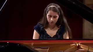 Michelle Candotti – Polonaise in F sharp minor Op. 44 (second stage)