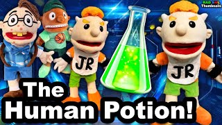SML Movie: The Human Potion!