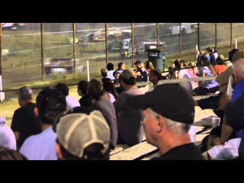USRA Modified Feature Nevada Speedway 9/20/14