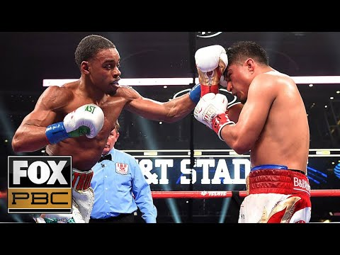 Errol Spence Jr. vs Mikey Garcia | BREAKDOWN | PBC ON FOX