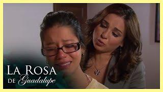 La Rosa de Guadalupe: Liliana vive obsesionada con las redes sociales   La niña invisible