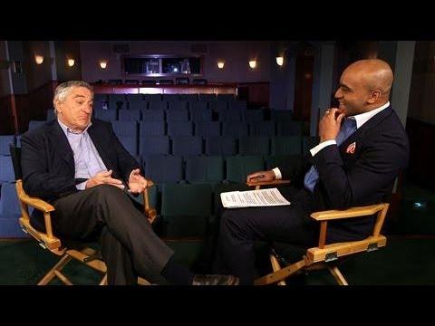 Interview: Robert De Niro on New Ventures, Movies & Documentary