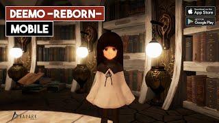 DEEMO -Reborn- Gameplay Android / iOS Mobile screenshot 4