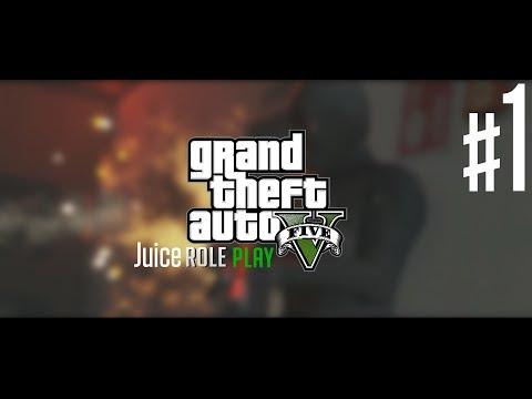 GTA 5 RP | Juice Live (Часть 1)