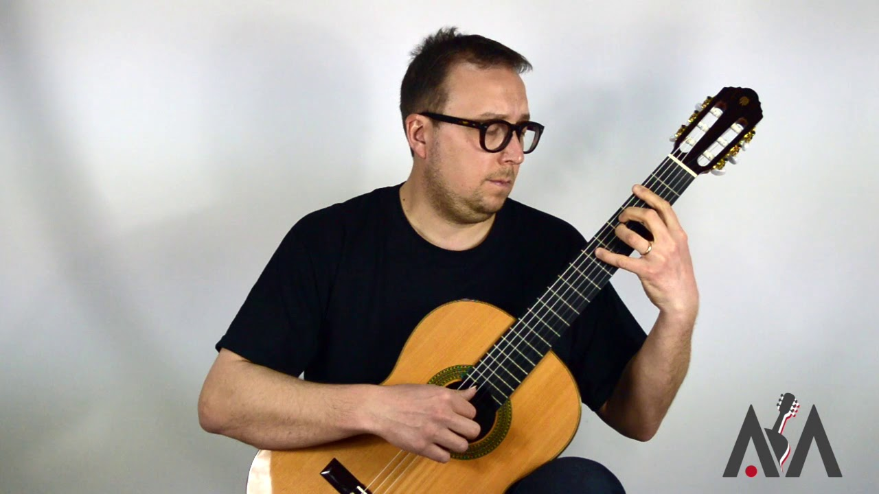 Letter From Home - Pat Metheny  - Guitar Cover by Alessandro Minci