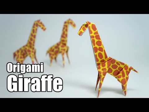 origami Giraffe-Jo Nakashima