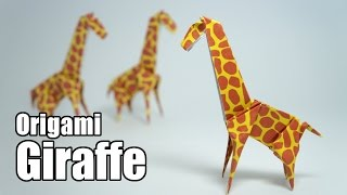 Origami Giraffe (Jo Nakashima)
