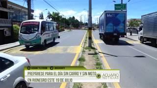 Prepárese para el día sin carro y sin moto en Rionegro este 19 de julio