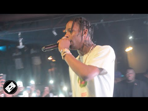 Travis Scott performs PORNOGRAPHY - LIVE @ BET HIP-HOP AWARDS AFTER PARTY | ATLANTA | BEER AND TACOS