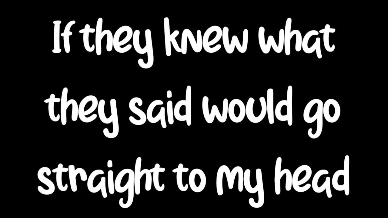 Billie Eilish - Everything I Wanted Lyrics - YouTube