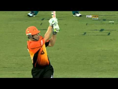 Perth Scorchers v Brisbane Heat - Match highlights