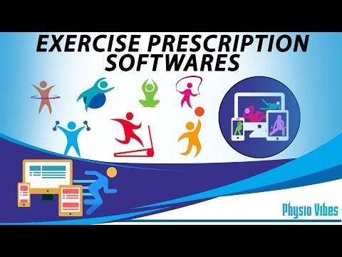 EXERCISE PRESCRIPTION SOFTWARES