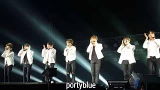170429 방탄소년단 BTS Am I Wrong The WINGS Tour Live in Jakarta Indonesia