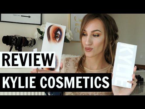 Μακιγιάζ + Πρώτες Εντυπώσεις Kylie Jenner Cosmetics Royal Peach Palette   Sonia Th