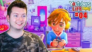 Youtubers Life OMG! #04 - NOWE MIESZKANIE! | Vertez