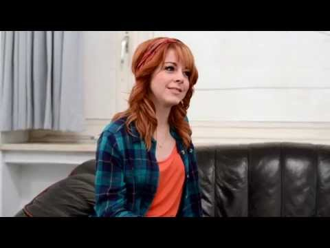 Lindsey Stirling Interview - Munich 27th October 2014 - Official German Fanclub