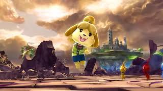 Super Smash Bros. Ultimate trailer with the Yu-Gi-Oh! theme song