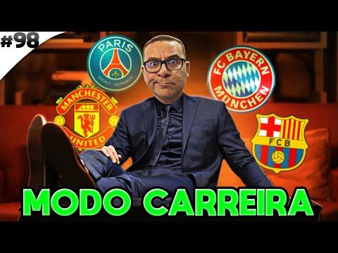 FIFA 21 MODO CARREIRA #98 | QUERO OS MELHORES DA EUROPA