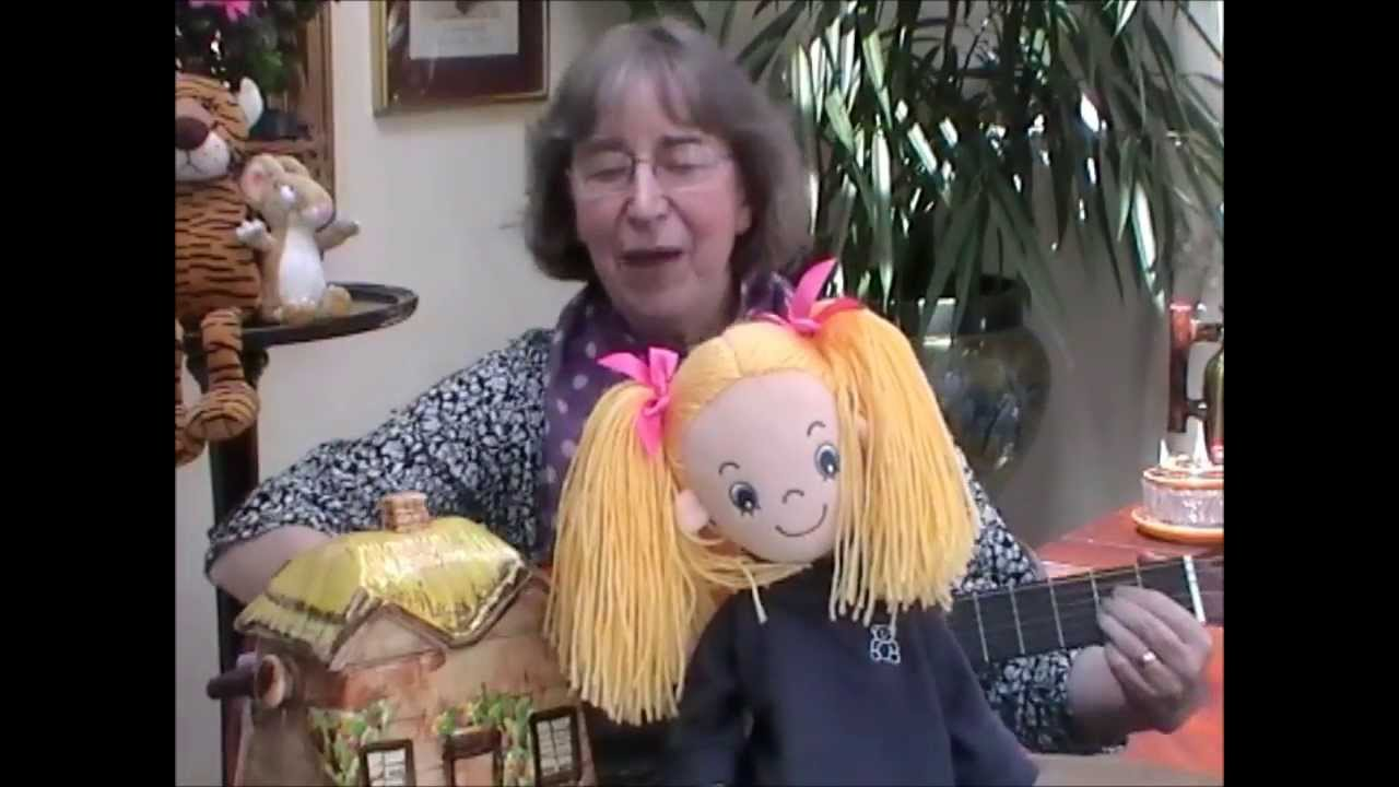 when goldilocks went to the house of the bears - an action song