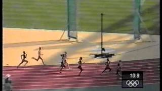 Sydney 2000 Olympics 800m heat 1