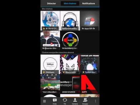 Apps10Fr: Présentation de BBM