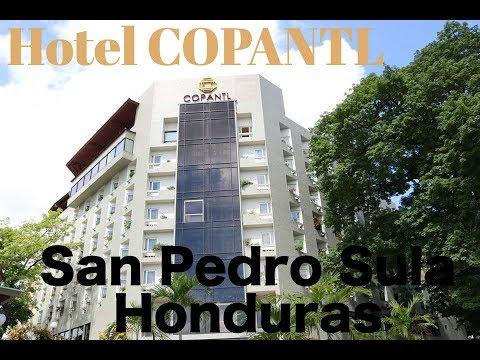 Hotel Copantl San Pedro Sula Honduras