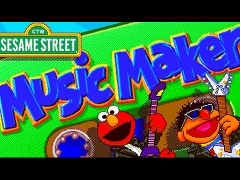 Sesame Street: Music Maker (1999)