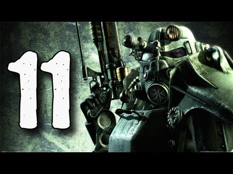 Let's Play Fallout 3 (GOTY) Part 11 - Bethesda Ruins