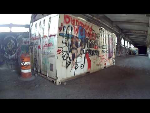 Walk-through of Rochester subway
