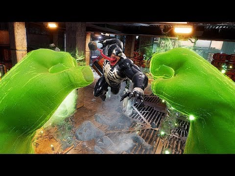 HULK SIMULATOR IN VIRTUAL REALITY! | Marvel Powers United VR (Oculus Rift + Touch Gameplay)