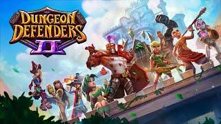 первый запуск и впечатления от Dungeon defenders 2 RUS 2019