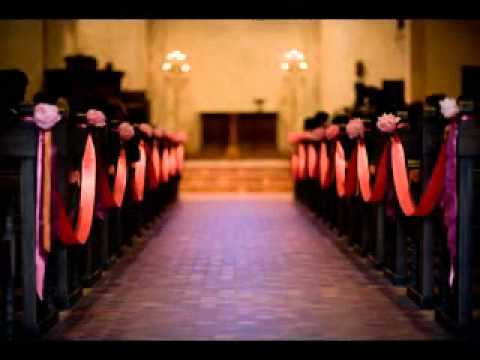 Simple Church Wedding Decorating Ideas Youtube