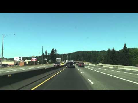 Interstate 5 In Washington,Exit 82, Centralia, WA 98531