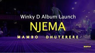 Mambo Dhuterere  Live Njema Album Launch | BUSTOP TV