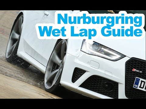 Nürburgring Nordschleife Guide - Wet Lap with instruction from Misha Charoudin (Apex Nurburg),